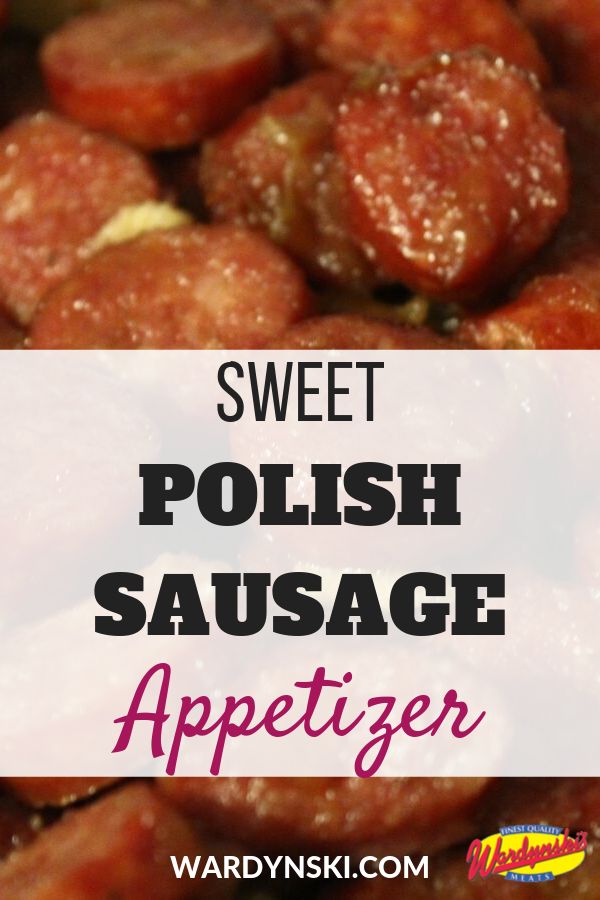 Delicious and easy Polish Sausage appetizer #polishsausage #sausageappetizer #polishrecipes