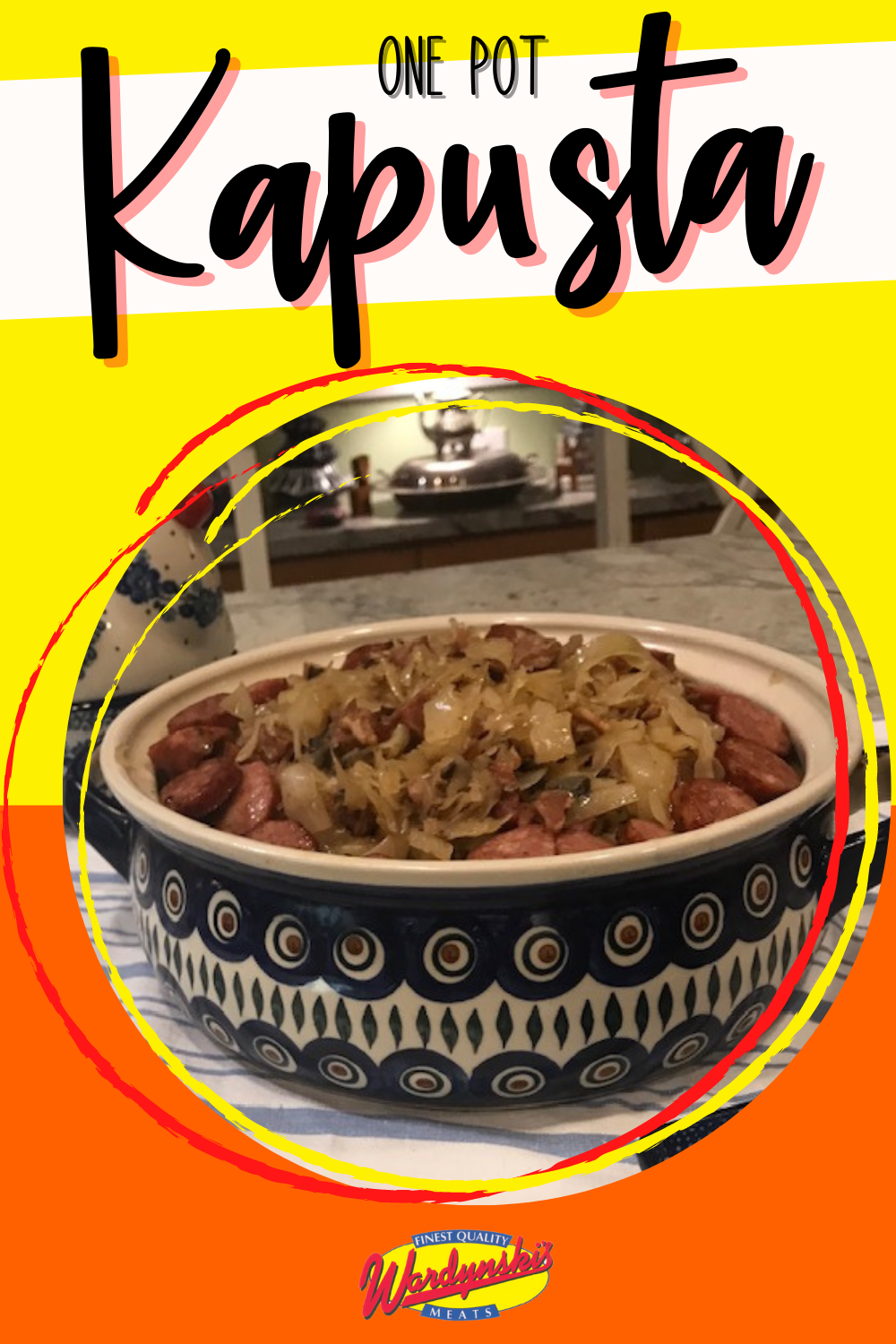Check out this recipe for Kapusta, an easy one pot meal!