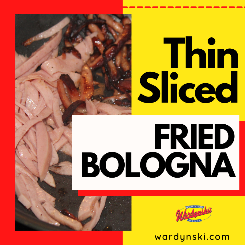 This easy bologna recipe uses thinly sliced bologna and peppers and onions to create a delicious bologna sandwich.